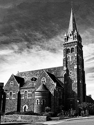 Fantasy Royalty-Free and Rights-Managed Images - Cathedrale St. Pere Marc En Poulet by Elf EVANS