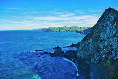Photograph - Catlin Coast - New Zealand by Steven Ralser