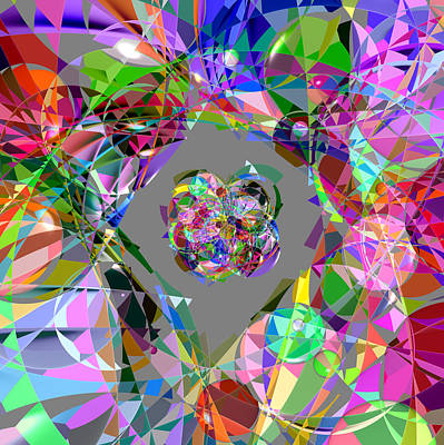 Digital Art - Cavenwarea by Andrew Kotlinski