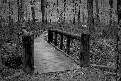 Photograph - Ccc Bridge by David Heilman