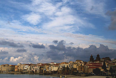 Photograph - Cefalu 5 by Andrew Fare
