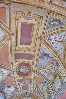 Photograph - Ceiling Murals by JAMART Photography