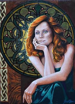 Celtic Dream Art Print