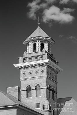 Photograph - Central Methodist University T. Berry Smith Hall by University Icons