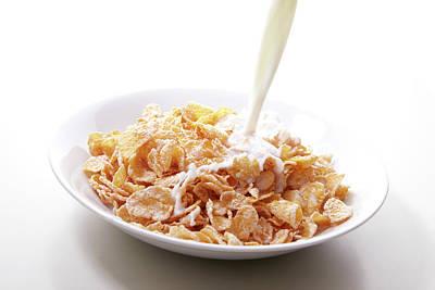 Photograph - Cereal Food by Yuji Kotani