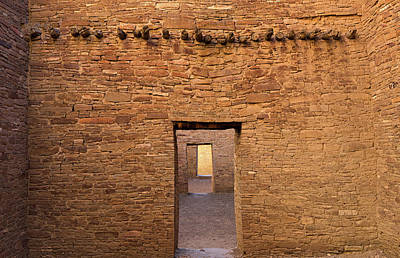 Photograph - Chacoan Doorways by Kathleen Bishop