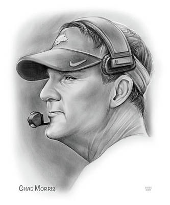 Coffee Signs - Chad Morris by Greg Joens