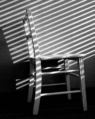 Blinds 1 / The Chair Project Art Print