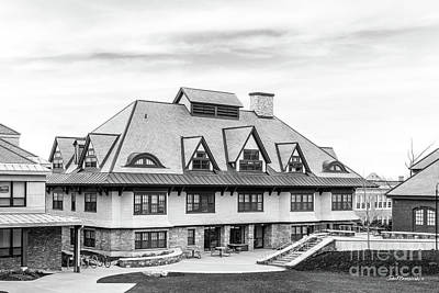 Photograph - Champlain College  by University Icons