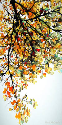 Digital Art - Change Of Season by Pennie McCracken