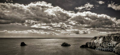 Photograph - Channel View by Edmund Nagele