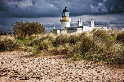 Kids Alphabet - Chanonry Point Lighthouse by John Frid