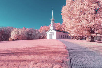 Photograph - Chapel Dream by Brian Hale