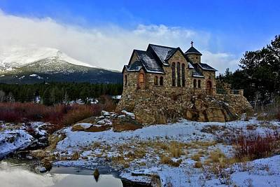 Photograph - Chapel On The Rock by Dan Miller