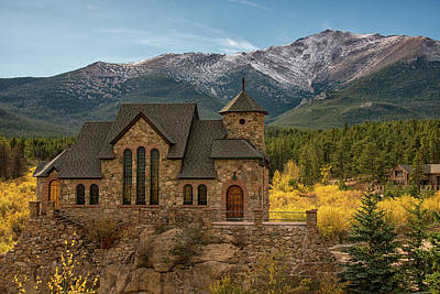 Photograph - Chapel On The Rock by Darlene Bushue