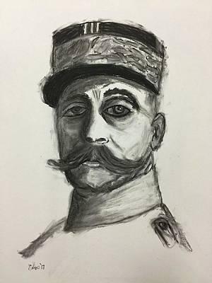 Charcoal Portrait #423 Original