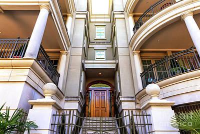 Photograph - Charleston Design Style by John Rizzuto