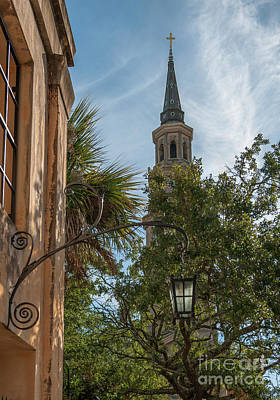 Photograph - Charleston - St. Phillip's Church by Dale Powell