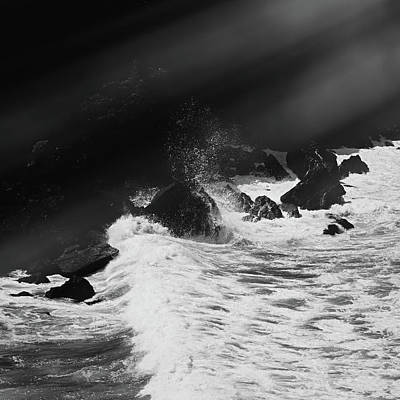 Photograph - Charming Coast I by Anne Leven