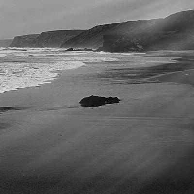 Photograph - Charming Coast IIi by Anne Leven