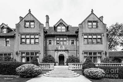 Photograph - Chatham University  by University Icons