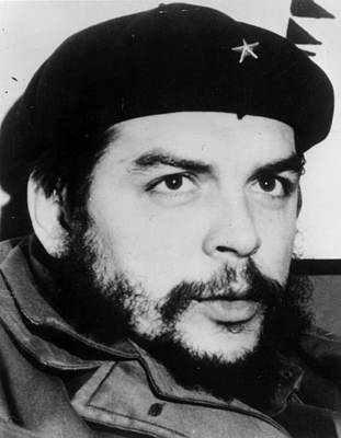 Che Guevara Art Print by Keystone