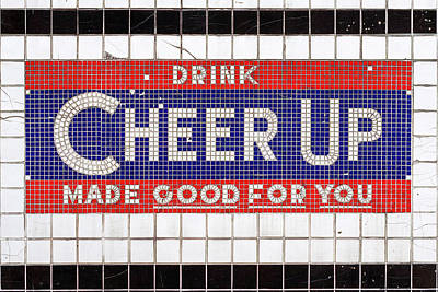 Photograph - Cheer Up by Robert FERD Frank
