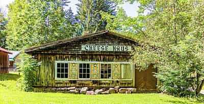 Photograph - Cheese Haus by Jonny D