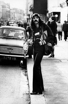 Photograph - Chic Hippy by Evening Standard