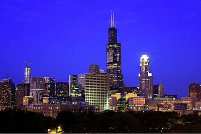 Photograph - Chicago by Images Unlimited
