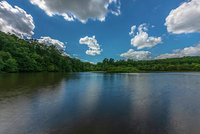 Photograph - Chicopee Lake by Keith Smith