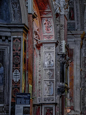 Photograph - Chiesa Di San Pietro In Montorio by Joseph Yarbrough