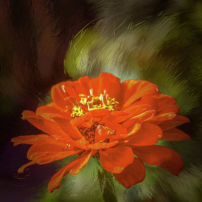 Mixed Media Royalty Free Images - Childhood colours #j1 Royalty-Free Image by Leif Sohlman