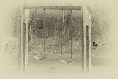 Photograph - Childhood Memories by Crystal Wightman