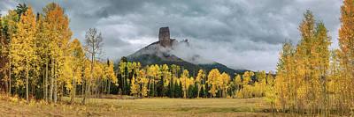 Photograph - Chimney Rock by Emmanuel Panagiotakis