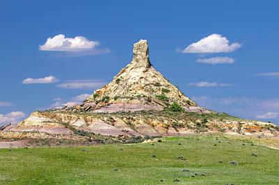 Photograph - Chimney Rock by Todd Klassy