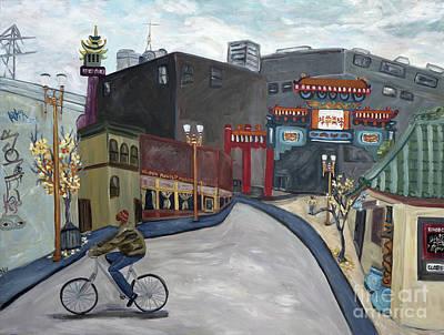 Chinatown Portland Original