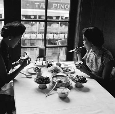Photograph - Chinese Restaurant by Orlando