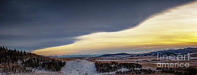Photograph - Chinook Arch by Brad Allen Fine Art
