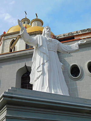 Photograph - Christ-catedral Of The Immaculate Conception In Historic Mazatlan by Emmy Marie Vickers