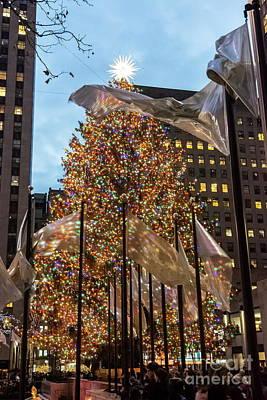 Wall Art - Photograph - Christmas In New York by Reynaldo BRIG Brigantty