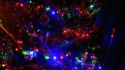 Photograph - Christmas Sparkle by Nareeta Martin