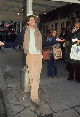 Photograph - Christopher Reeve by Art Zelin
