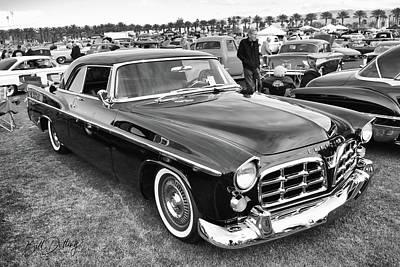 Photograph - Chrysler 300  by Bill Dutting