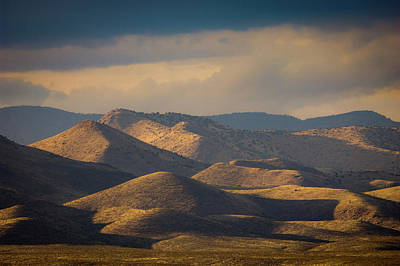 Photograph - Chupadera Mountains II by Jeff Phillippi
