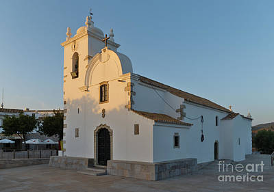 Photograph - Church Of Querenca In Loule. Portugal by Angelo DeVal