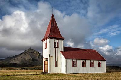 Photograph - Church On The Penninsula by Denise Bush