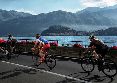 Photograph - Ciclismo by Jim Hill