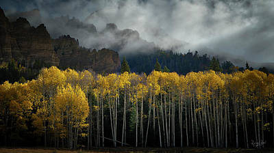 Photograph - Cimarron Mist by Richard Raul Photography