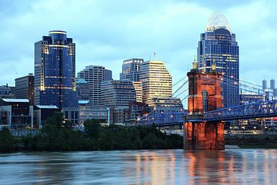 Ohio Photograph - Cincinnati, Ohio by Veni